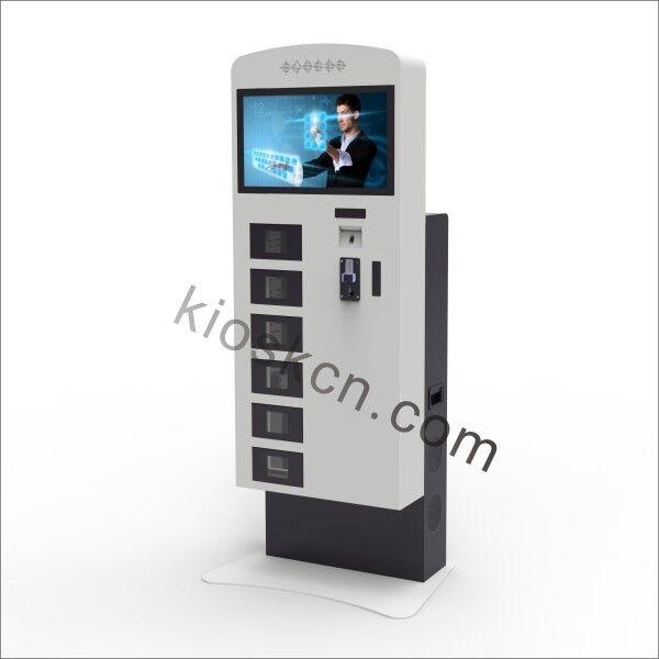 Cellphone charging kiosks 2